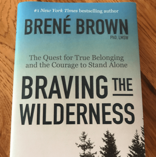 1 Best Book to Read to From 2017 - Brene Brown Braving The