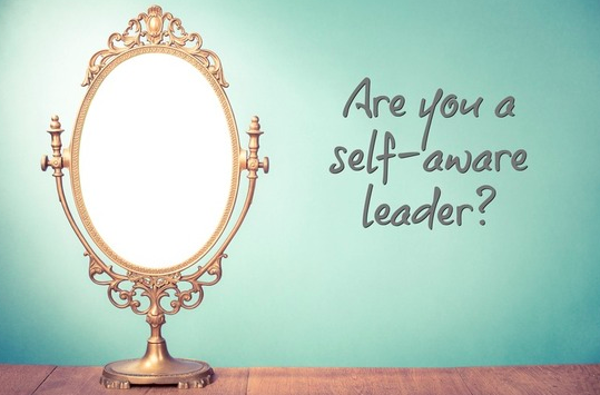 self awareness leadership career success