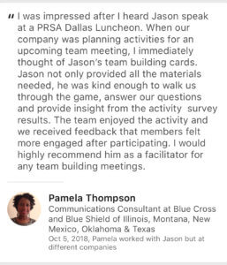 Jason Treu customer testimonial blue cross blue shield cards against mundanity